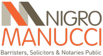 Nigro Manucci - Sherwood Park Law Firm